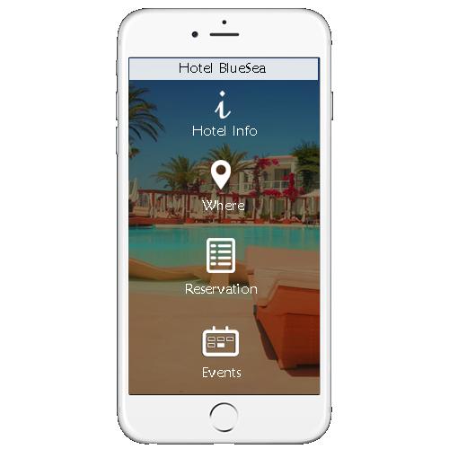 Create your hotel app