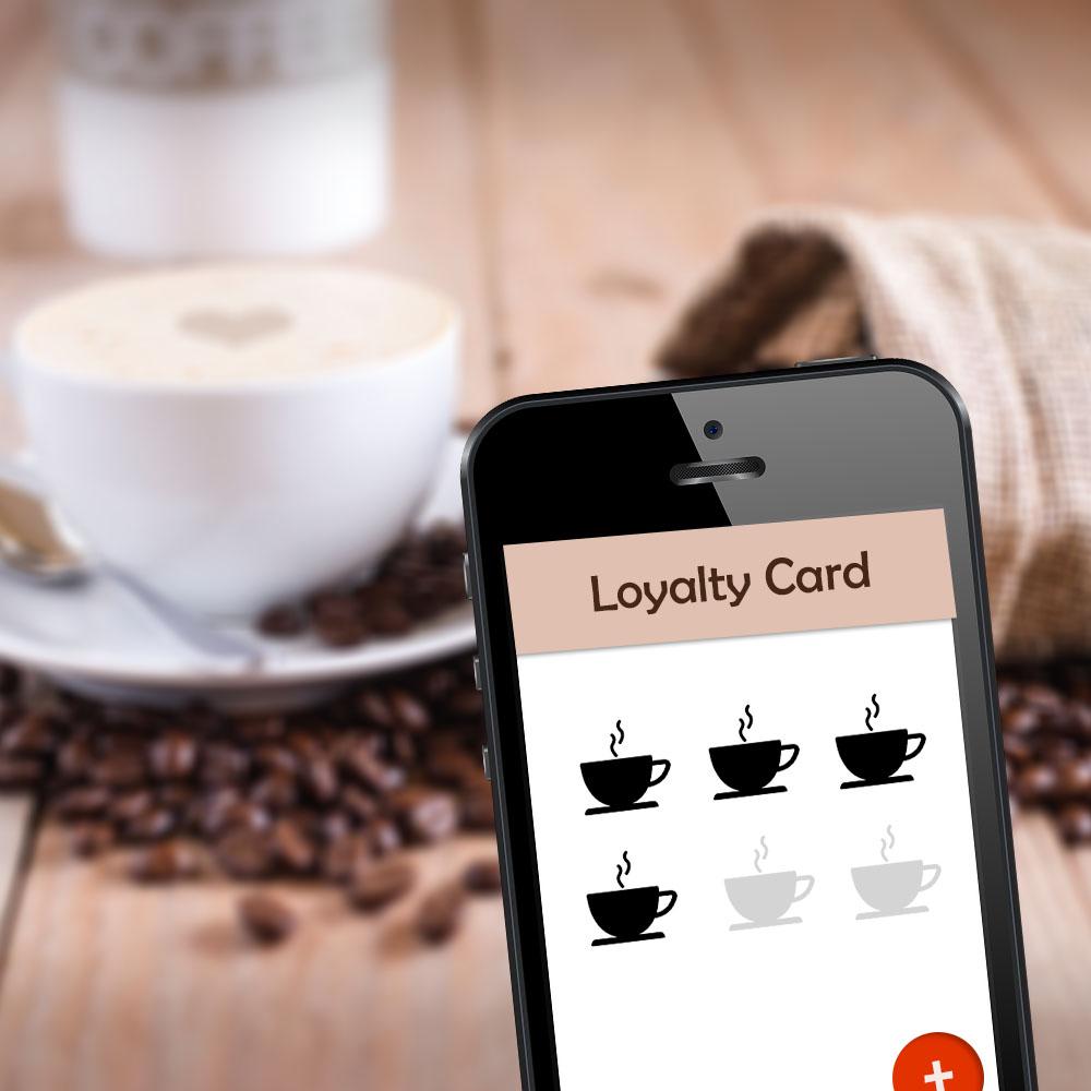Fidelity card su smartphone