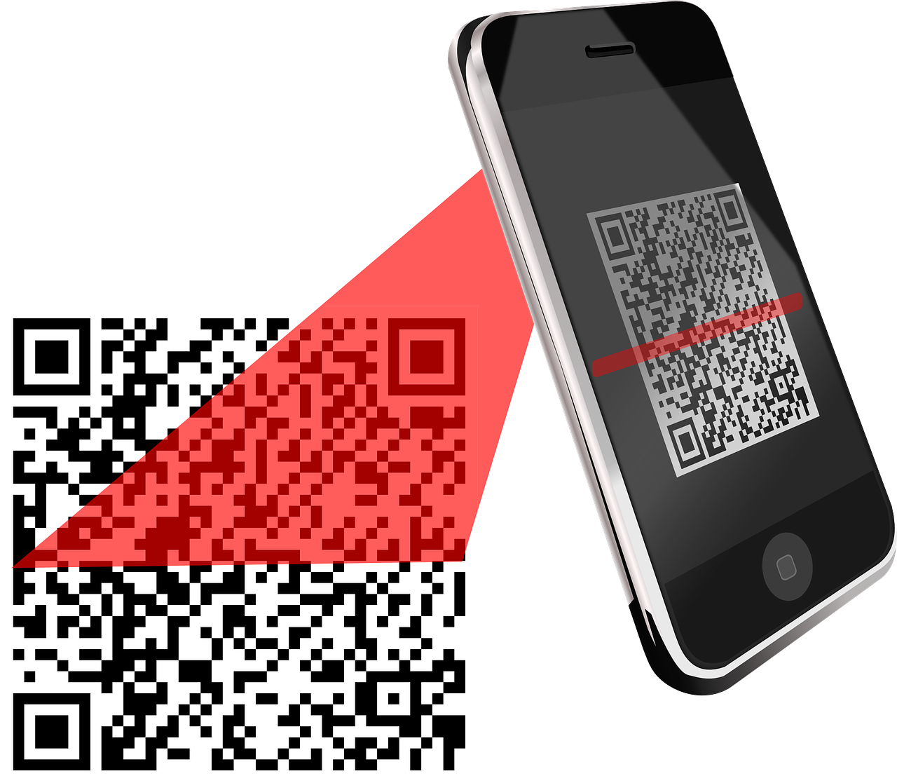 Qr code for App Marketing